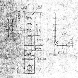 Лепестки односторонние ОСТ 92-0511-70