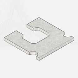 Лепестки специальные ОСТ 92-0525-70