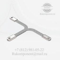 Перемычка металлизации тип Е ГОСТ 18707-81