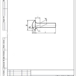 Заклёпки с полукруглой головкой ГОСТ 10299-80