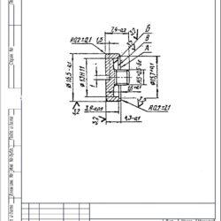 Винты ОСТ 1 10275-84