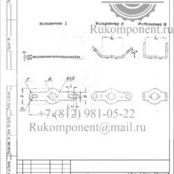 Лепестки двухсторонние ОСТ 92-0515-70