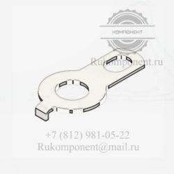 Лепестки односторонние ОСТ 92-0510-70