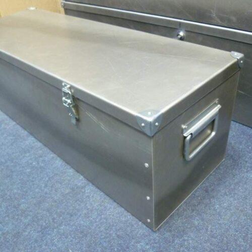 Ящики металлические на заказ