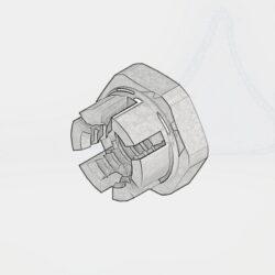 Гайки высокие ОСТ 1 10204-10205-78
