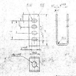 Лепестки двухсторонние ОСТ 92-0518-70
