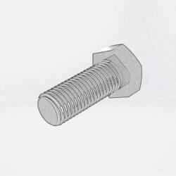 Болты ГОСТ 7796-70 с шестигранной уменьшенной головкой